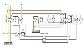 star delta starter wiring diagram on star images free download Wye Delta Connection Diagram star delta wiring diagram delta to wye connection diagram