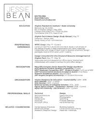 Interior Design Student Competitions 2017 Resume By Jessie Bean Issuu