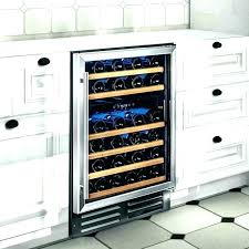small wine refrigerator under counter wine cooler bed bath and beyond wine cooler under counter wine