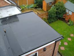 When it comes to covering up a flat roof, your options are both limited and