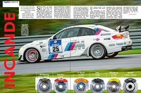 BMW 5 Series best brake pads for bmw : AutoBild Magazine Picks StopTech as Best BBK in Comparison Test