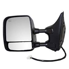 Amazon.com: Drivers Power Tow Side Mirror Heated Memory Chrome ...