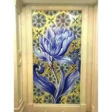 bathroom tile murals tile wall murals bathroom bathroom tile murals uk