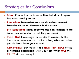 jane schaffer helps me write good ppt 17 strategies for conclusions
