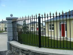 decorative metal fence post. Home Depot Metal Fence Homey Inspiration Garden Fencing Post Level Furniture . Decorative F