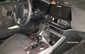 spied g21 bmw 3 series touring best interior view