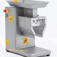 Tantuni Zırh Kıyma Makinesi-Tantuni Biftek ve Et Doğrama Makinesi