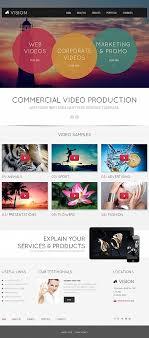 Video Website Template Impressive Website Templates Media Cd Dvd Online Shop Store DvdR DvdRw Cd
