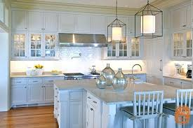 light blue kitchen cabinets concrete light blue distressed kitchen cabinets