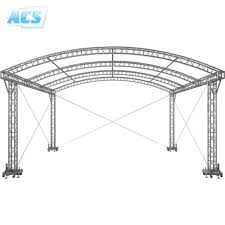 diy portable stage small stage lighting truss. On Sale Aluminum Lighting Truss, Truss Suppliers And Manufacturers At Alibaba.com Diy Portable Stage Small