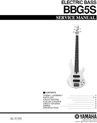 yamaha bbgs bbg bbg bb gs bb service manual manuals pay for yamaha bbg5s bbg bbg5 bb g5s bb service manual