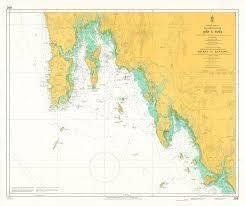 Sea Charts Online Andaman Yachting Sailing Holidays And Rya Sailing Courses