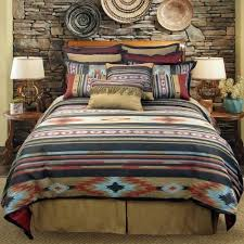 southwest style comforters. Delighful Style Veratex Santa Fe Collection 100 Polyester Bedroom Comforter Set Full  Size Southwestern On Southwest Style Comforters