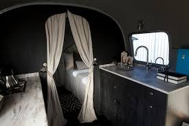 Airstream Interior Design Painting Simple Design Inspiration