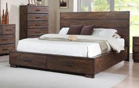 Cranston Storage Bed