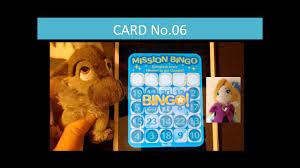 tsum tsum bingo card 6 missions 6 and 7 gameplay horizontal bingo