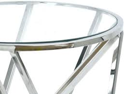 medium size of metal outdoor side table vintage for round silver bars decorating marvelous red