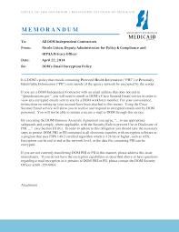 Email Memorandum Format Email Encryption Memo In Format Templates At