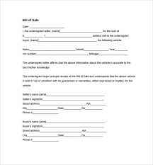utah auto bill of sale auto bill of sale template 7 download free documents in pdf