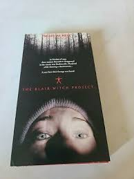 THE BLAIR WITCH Project VHS Movie - $6.95 | PicClick