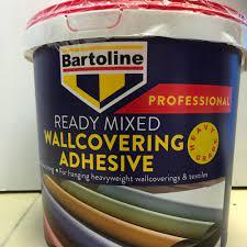 Wallpaper glue bartoline ready mixed ...