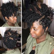 Short Crochet Hair Style you just have to try out this stylish short tapered crochet hairstyle 1779 by wearticles.com