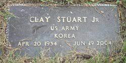 Clay Stuart Jr. (1934-2004) - Find A Grave Memorial