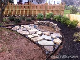How To Build A Stacked Stone Outdoor Fire Pit