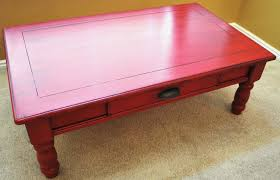 red coffee table elegant b s refurnishings red coffee table privately sold red coffee table