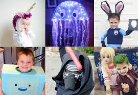 six diy costume ideas for kids
