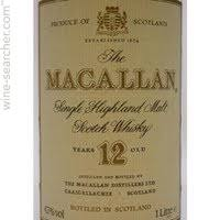Image result for Macallan 12