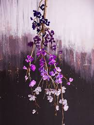 Design Sponge Paper Flowers Diy Ombre Plum Blossoms From Paper To Petal Design Sponge
