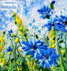 Картина из стекла (с изображениями) | Картины, Плавленое ...