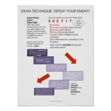 best analytical writing images teaching  bbf analytical essay structure classroom poster