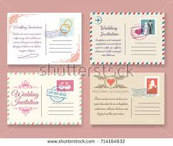 free love and wedding post stamp vectors download free vector Wedding Invitation Postcard Vector vintage wedding postcard vector templates old vector marriage invitation postale cards for scrapbook or save vector and psd - wedding invitation postcard