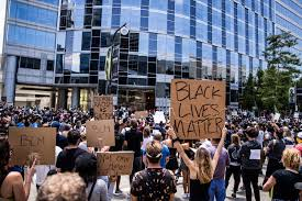 Protests Stretch To Orange, Los Angeles ...