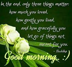 Good Morning Message Quotes Best Of Good Morning Quotes Binsbox