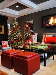 modern christmas living room decor diy your home small