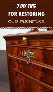 restoring furniture ideas. 7 DIY Tips For Restoring Old Furniture Ideas E