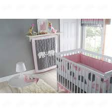 pink and gray nursery bedding sets pink and grey crib bedding sets