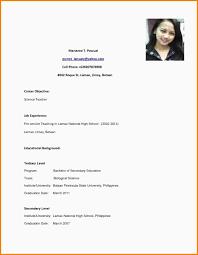 6 Resume For Highschool Graduate Ledger Review