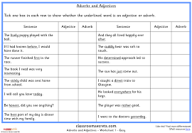 Adverbs and Adjectives KS2 SPAG Test Practice | Classroom Secrets