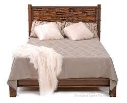 mountain modern furniture. Rustic Modern Bedroom Furniture Mountain Bed Walnut Decor Cheap