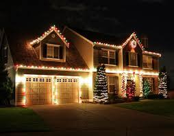 Outside Christmas Lights Appealing Outside Christmas Lights Twuzzer