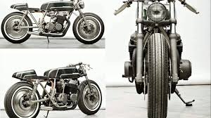 honda cb750 custom cafe racer youtube