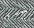 Схемы вязания спицами патентное