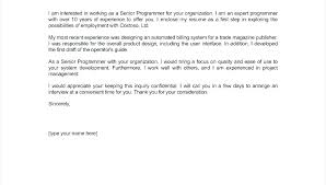 Email Job Application Cover Letter Resume Creator Simple Source