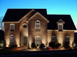 classic exterior home lighting decor for wall ideas concept