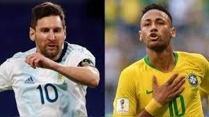 Brasil vs Argentina quedó suspendido ...