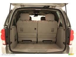 2005 Chevrolet Uplander Standard Uplander Model Trunk Photo ...